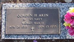 Gorden H Akin