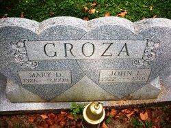 Mary D. Groza