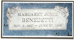 Margaret Joyce Benedetti