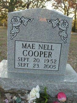 Mae Nell Cooper