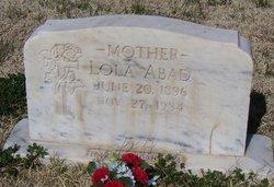 Lola <i>Martinez</i> Abad