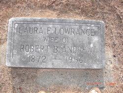 Laura E. <i>Lowrance</i> Andrew