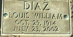 Louis William Diaz