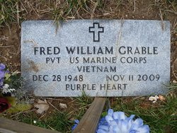 Pvt Fred William Grable