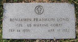 Benjamin Franklin Long