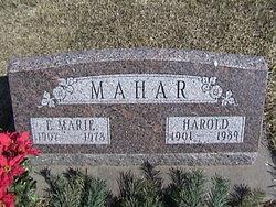 Esther Marie <i>Snare</i> Mahar