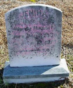 Jemima <i>Parrish</i> Hinnant