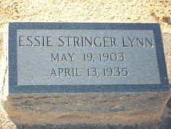 Essie <i>Stringer</i> Lynn
