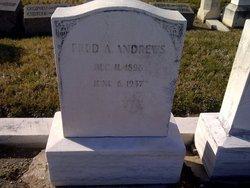 Frederick Adreon Andrews