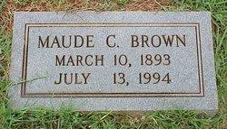Maude <i>Carlisle</i> Brown