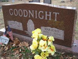Marjorie W. <i>Wools</i> Goodnight