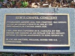 Fews Chapel Cemetery