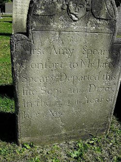 Amy <i>Stone</i> Speary