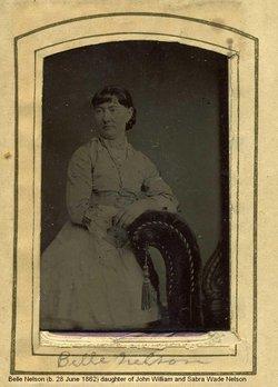 Belle M <i>Nelson</i> Barricklow