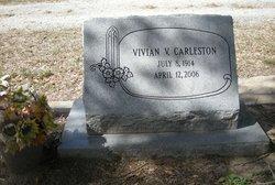 Vivian V. <i>Allen</i> Carleston