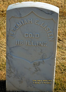 Jeremiah E. Liston
