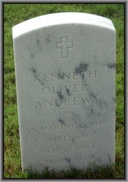 Kenneth Oliver Andrews