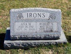 Ava H <i>Kirker</i> Irons