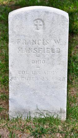 Col Francis Worthington Mansfield