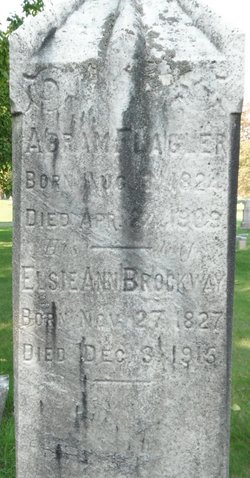 Elsie Ann <i>Brockway</i> Flagler