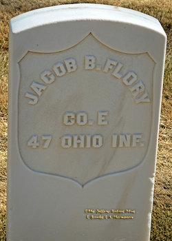 Jacob B Flory