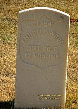 Enoch P Wood