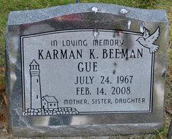 Karman Kay <i>Gue</i> Beeman