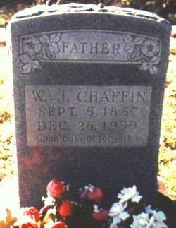William Joseph Buck Chaffin, Jr
