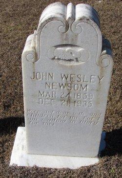 John Wesley Newsom