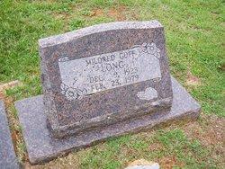 Mildred Ruth <i>Singletary</i> Goff Long