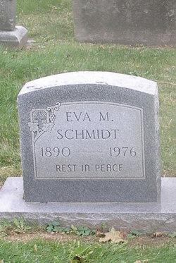 Eva Mae <i>Beechler</i> Schmidt