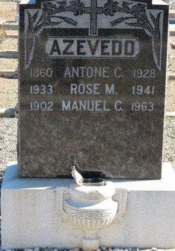 Antone C Azevedo