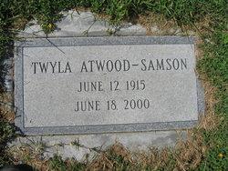 Twyla Caroline <i>Kemper</i> Atwood-Samson