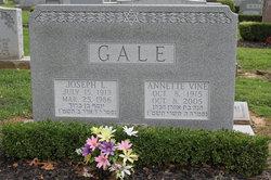 Mrs Annette <i>Vine</i> Gale