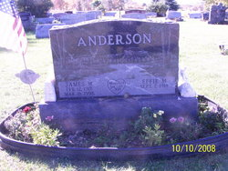 Effie Mae <i>Patterson</i> Anderson