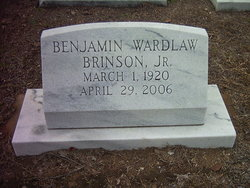 Benjamin Wardlaw Brinson, Jr