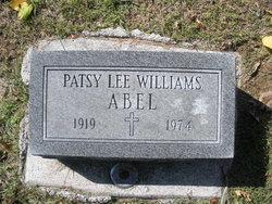 Patsy l Abel