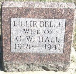 Lillie Belle <i>Ikerd</i> Hall