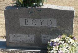 Gloria <i>Tufts</i> Boyd