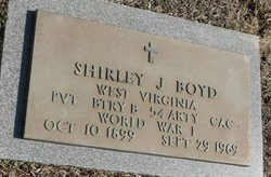 Shirley J. Boyd