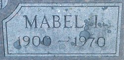 Mabel Irene <i>Ford</i> King