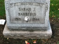 Sarah J Barberis