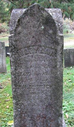 Mary Ann <i>L'Homadieu</i> Albright