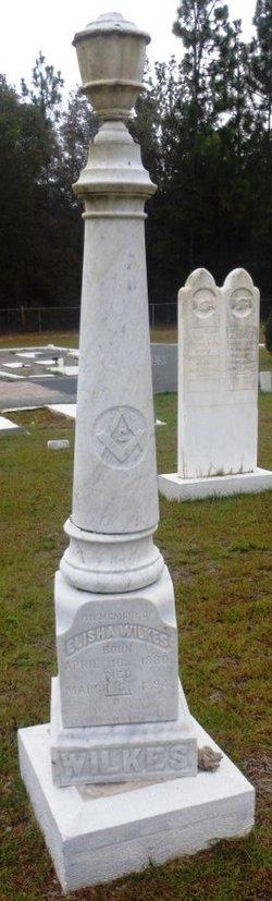 Elisha Wilkes, Jr
