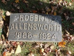 Robert F Allensworth