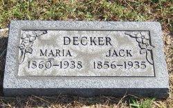Andrew Jackson Decker