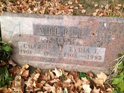 Charles A Charlie Aberle