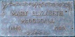 Mary Elizabeth McDougall