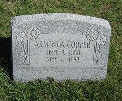 Arminda <i>Brown</i> Cooper
