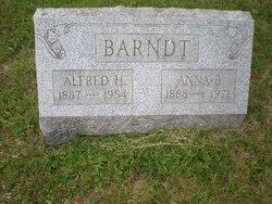 Alfred Hinkle Barndt